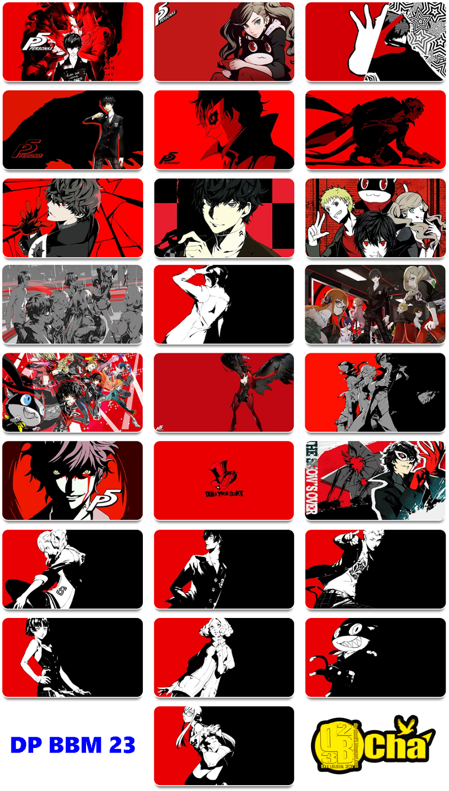 Download Theme Pack Persona 5 For Windows 10