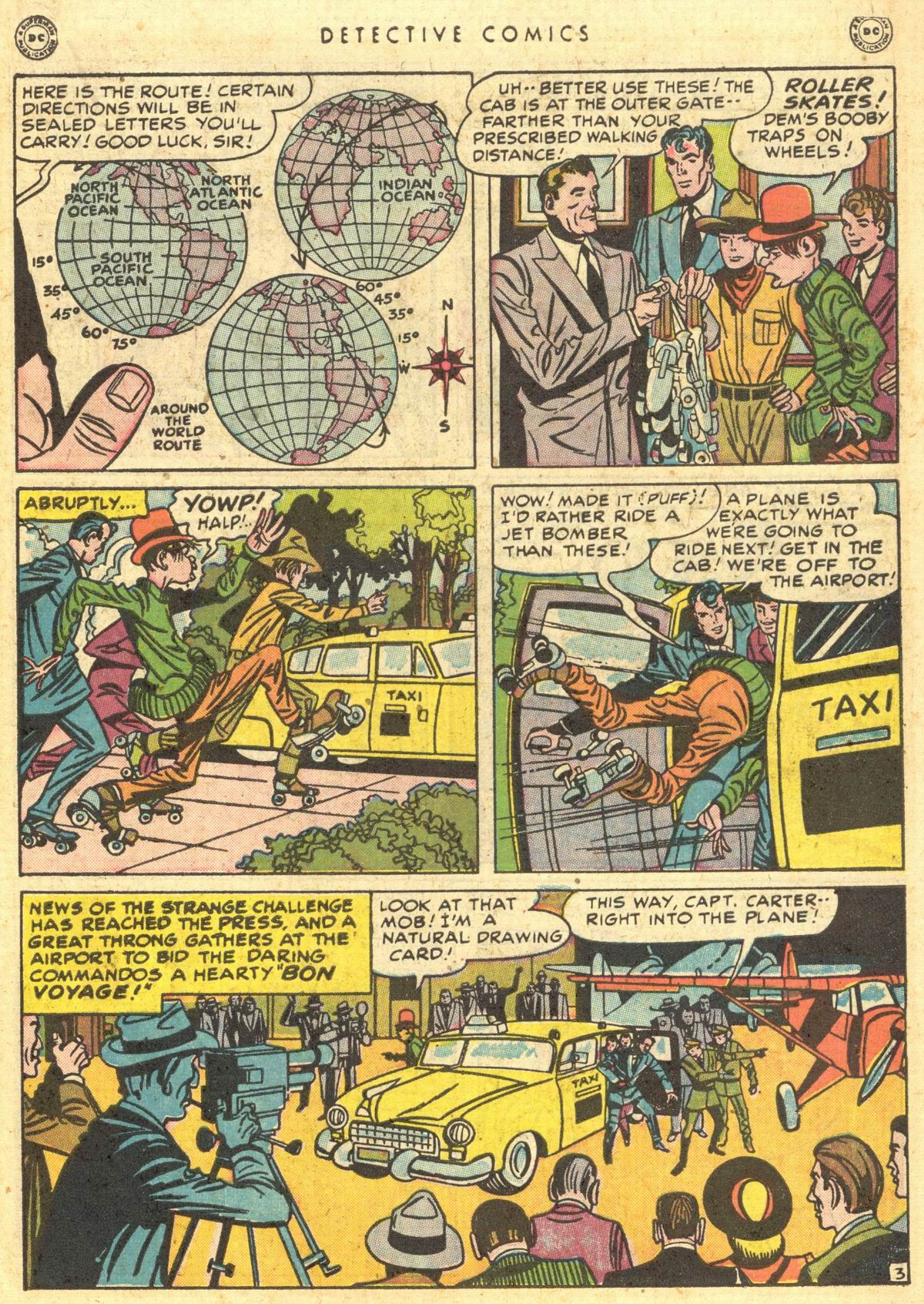 Read online Detective Comics (1937) comic -  Issue #150 - 38