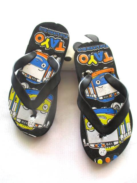 Pabrik Sandal Anak Karakter Terlengkap
