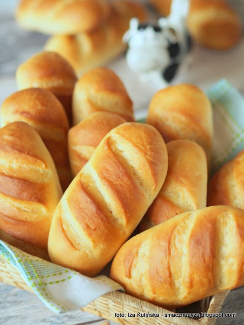 Domowe bułeczki mleczne - World Bread Day 2017