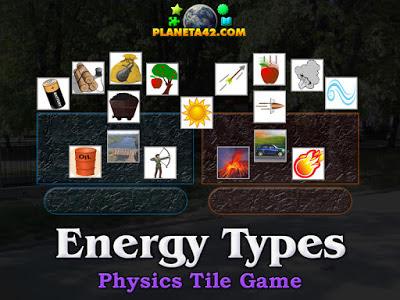 Видове Енергия Интерактивен Урок
