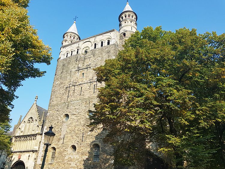 Basilique de Maastricht