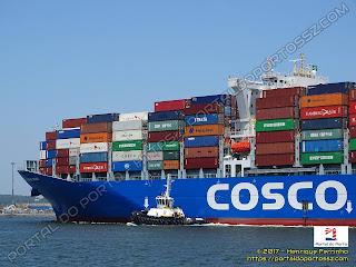 COSCO Shipping Volga