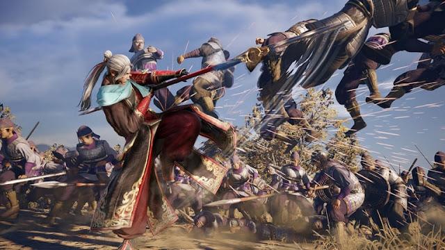 بالصور شاهد كيف يمكن تخصيص الأحصنة في لعبة Dynasty Warriors 9 ...