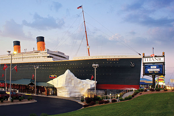 China Buidling Replica Titanic As Tourist Attraction Morgan Magazine