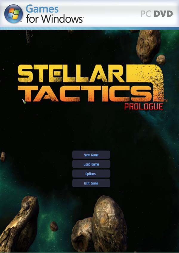 Stellar Tactics Download Cover Free Game