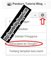 Cara Menghubungkan atau mengintegrasikan Profil Blogger dengan Profil Google Plus