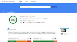 hasil-test-template-viomagz-versi-desktop-dengan-google-pagespeedinsight