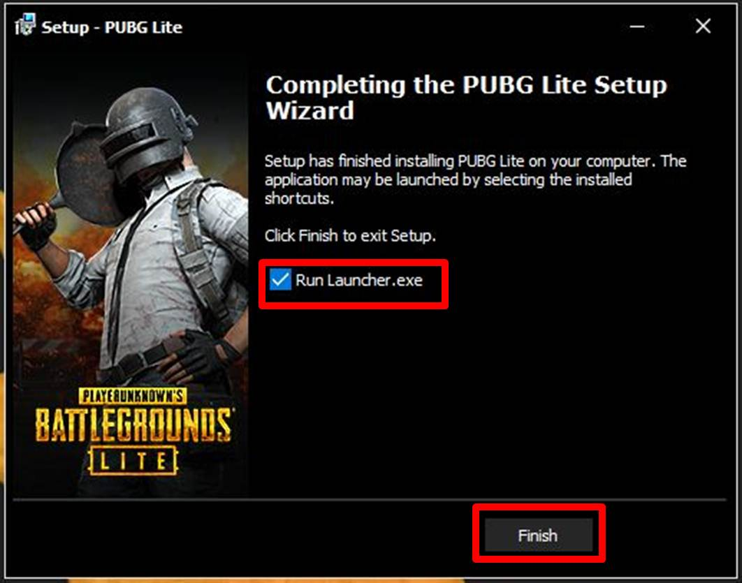 pubg lite offline setup and installation (india)