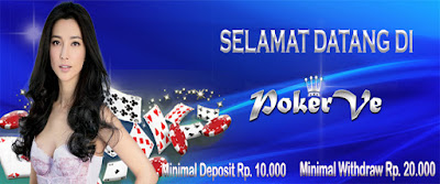 Situs Poker Tempat Uji Nyali PokerVe.net