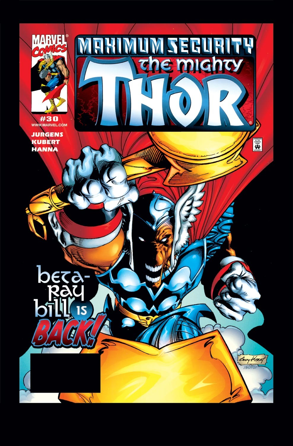 Thor (1998) Issue #30 #31 - English 1