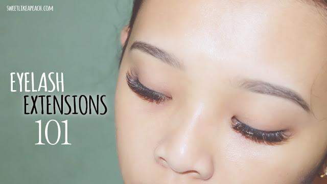 serba-serbi manfaat eyelash extensions