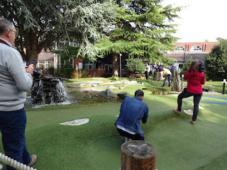 The American Golf National Adventure Golf Championships at The Belfry