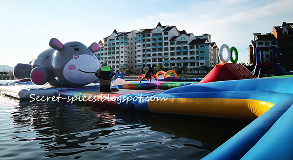 Awesome Activities on Marina Island Resort, Pangkor with Tourism Malaysia Media trip