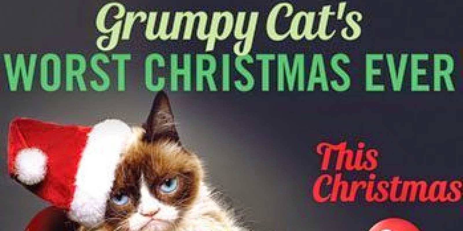 Grumpy cat movie trailer teaser trailer check out the official trailer of grumpy cat the upcoming comedy tv movie directed by tim hill and jeff morris and starring aubrey plaza and megan thecheapjerseys Choice Image