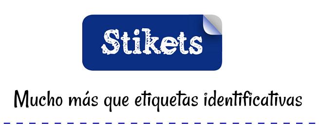Stikets, mucho más que etiquetas identificativas
