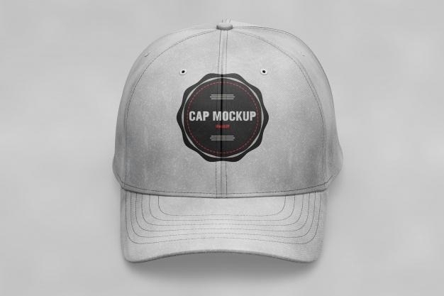 Cap mockup Free Psd