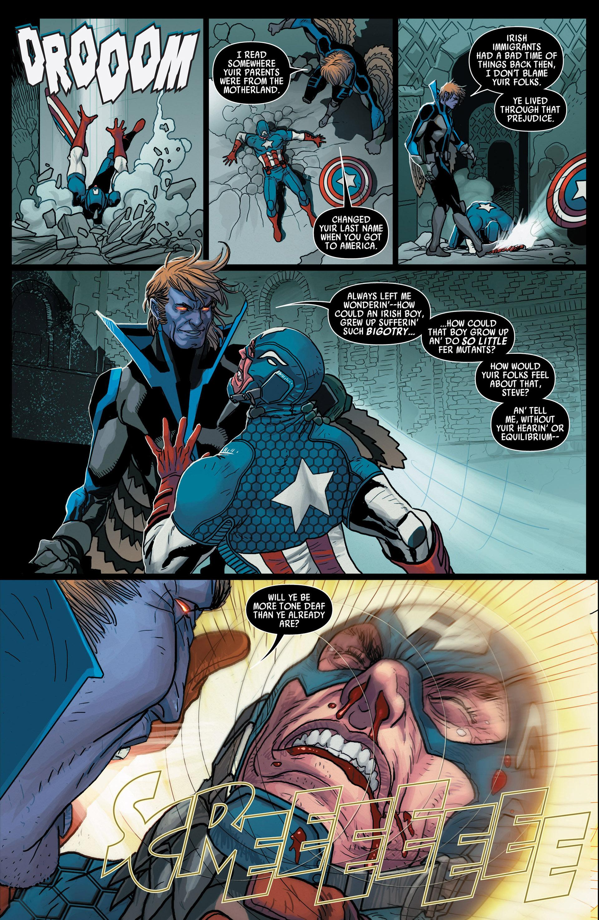Read online Uncanny Avengers (2012) comic -  Issue #12 - 14