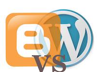 Perbandingan Blogspot vs Wordpress