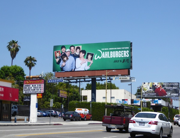 Wahlburgers season 6 billboard