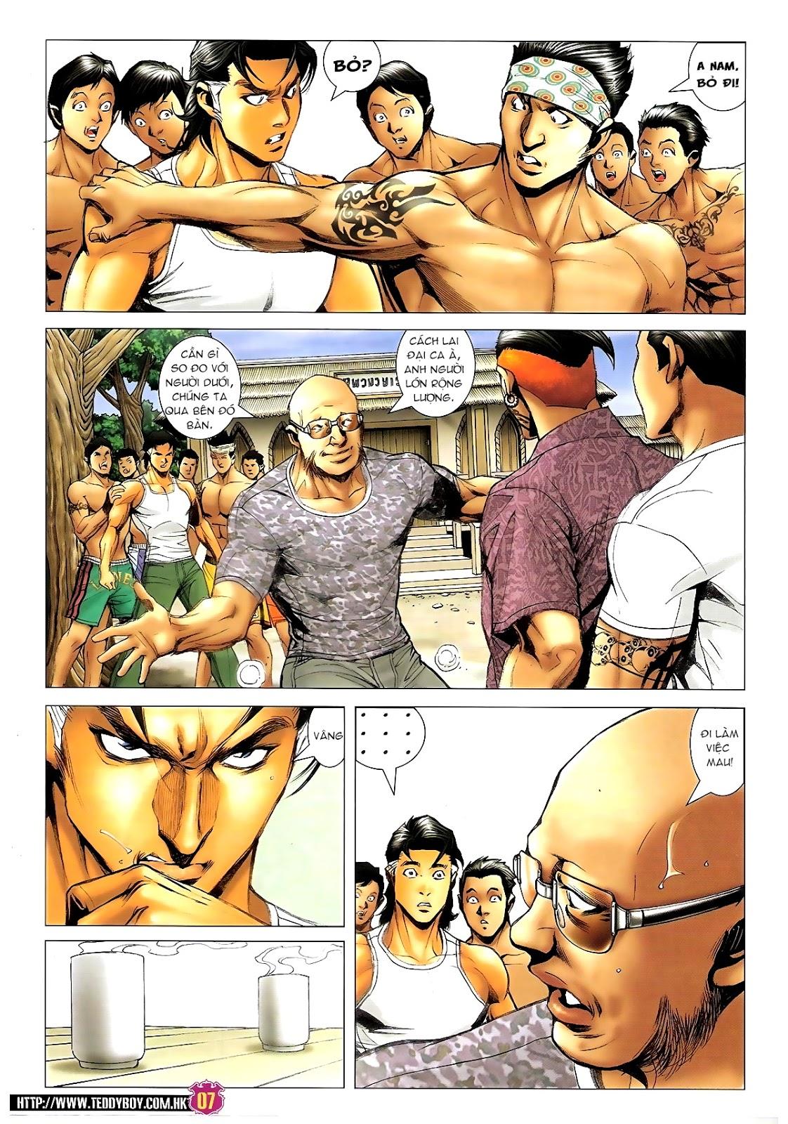 Người Trong Giang Hồ - Chapter 1392: Hắc Thế Lực Lào - Pic 6