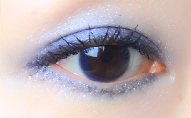 Lunasol Geminate Eyes 04 Sapphire (SP)