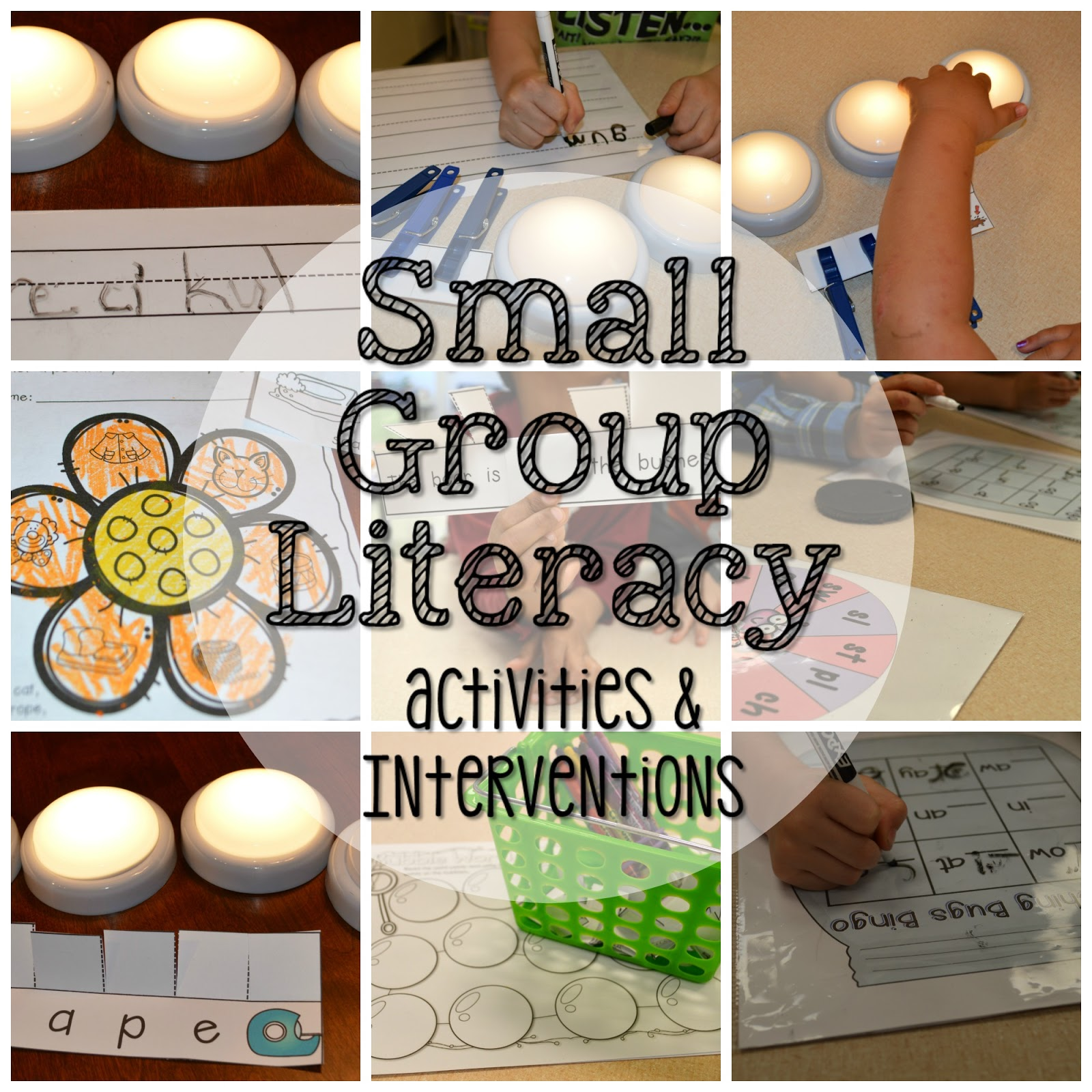 Small Reading Group Activities 95
