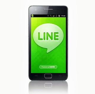 Line, App para hacer llamadas