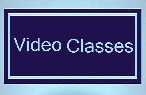 Video Classes
