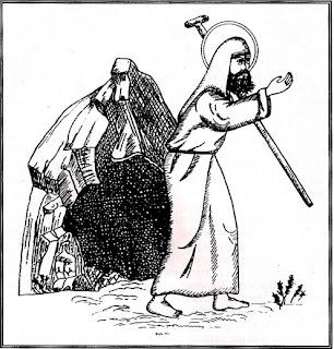 Αποτέλεσμα εικόνας για ασκητες της θηβαιδας ορθοδοξια