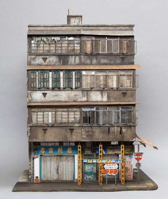 model, scuplture, urban, miniature, architecture, building,