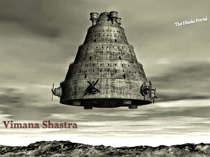 A Background Research of Vimana Shastra