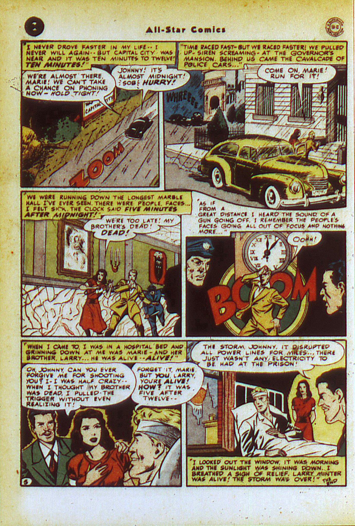 Read online All-Star Comics comic -  Issue #49 - 48