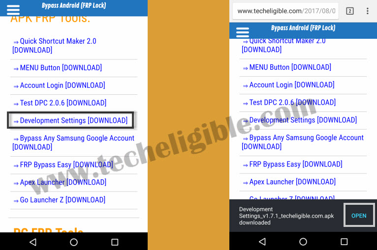 Bypass Nokia all 2, 3,5,6,8 Google Account Android 7 1