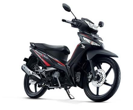 New Honda Supra X 125 FI, Fitur dan Spesifikasi Lengkap