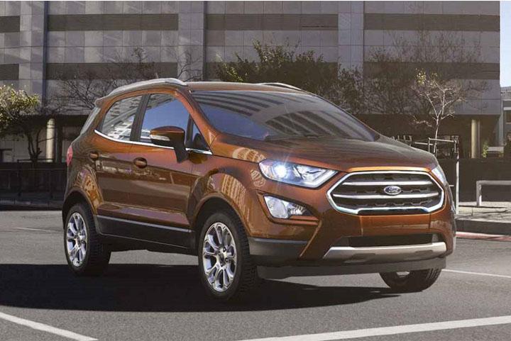 Giá xe Ford Kiên Giang