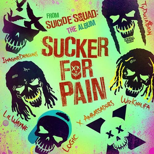 DJ Beyond Reason: Sucker For Pain (Instrumental