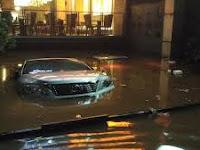 Banjir Jakarta, Ahok Salahkan Pompa Air