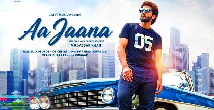 Aa Jaana Lyrics & Video In Hindi | Darshan Raval