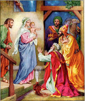 5. The Wise Men's Visit