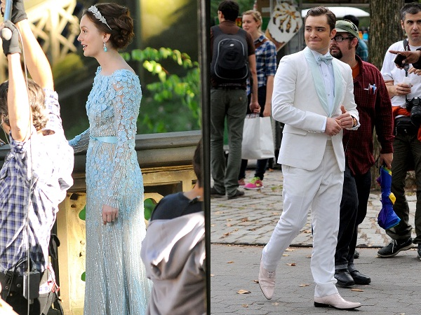 Speaking, opinion, gossip girl blair and chuck wedding