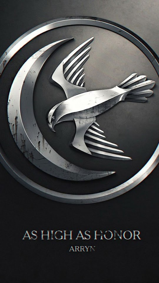 Game Of Thrones Arryn   Galaxy Note HD Wallpaper