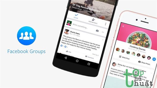Hướng dẫn cách rời khỏi nhóm hàng loạt trên Facebook nhanh nhất