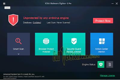 IObit Malware Fighter PRO v4.0.3.18 Latest Full