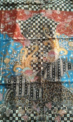 Grosir Kain batik di Cirebon harga murah