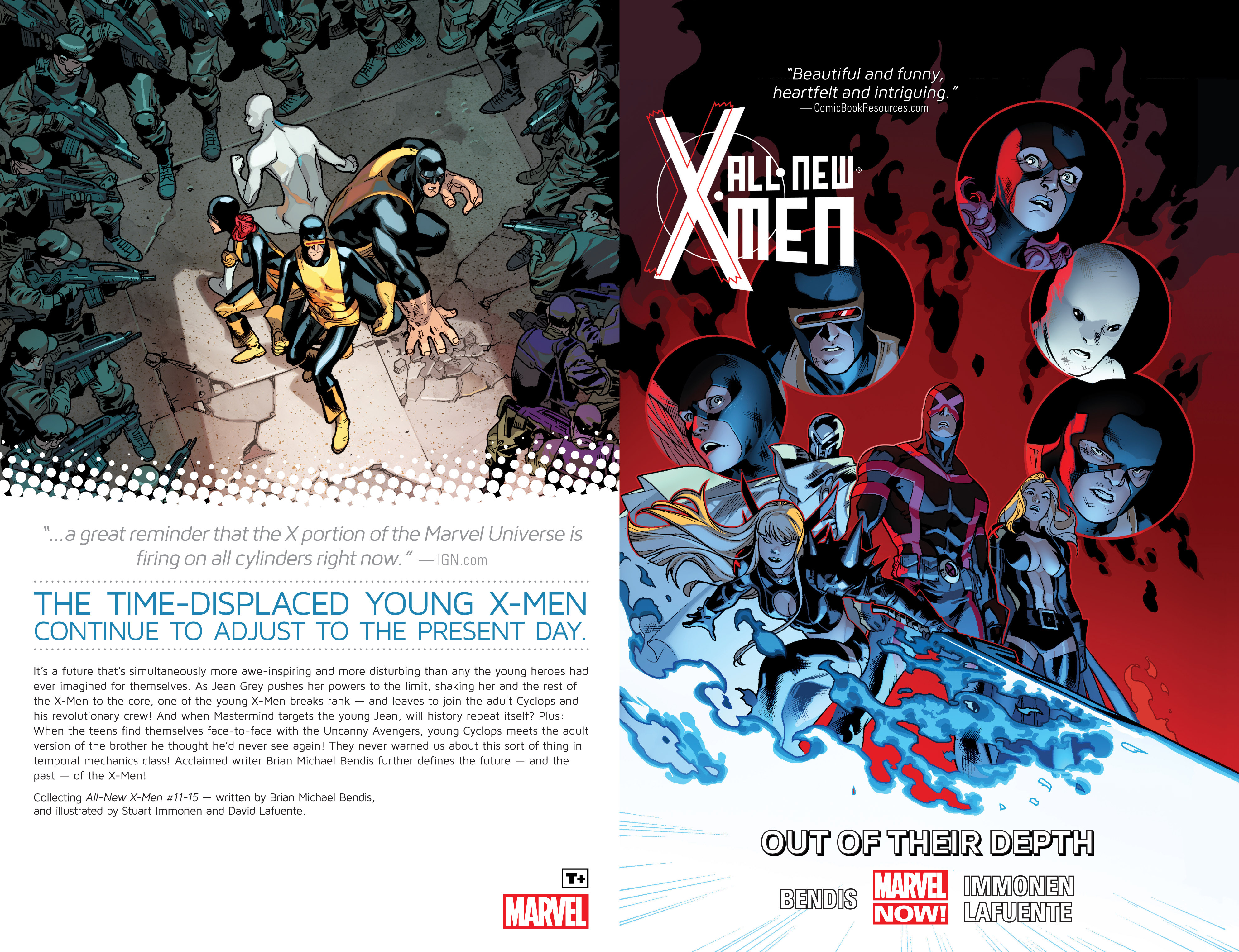 Read online All-New X-Men (2013) comic -  Issue # _Special - Out Of Their Depth - 2