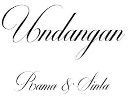 Download 40+ Font Latin Keren Untuk Desain Undangan Pernikahan, Milton One