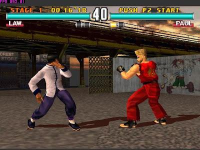 Tekken 3 Game Download Free RIP ( 38 MB ) - DOWNLOAD FREE GAMES