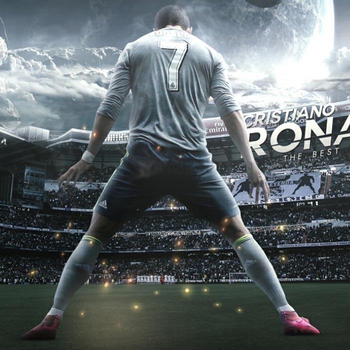 Cristiano Ronaldo Fondo V10 Wallpaper Engine Download