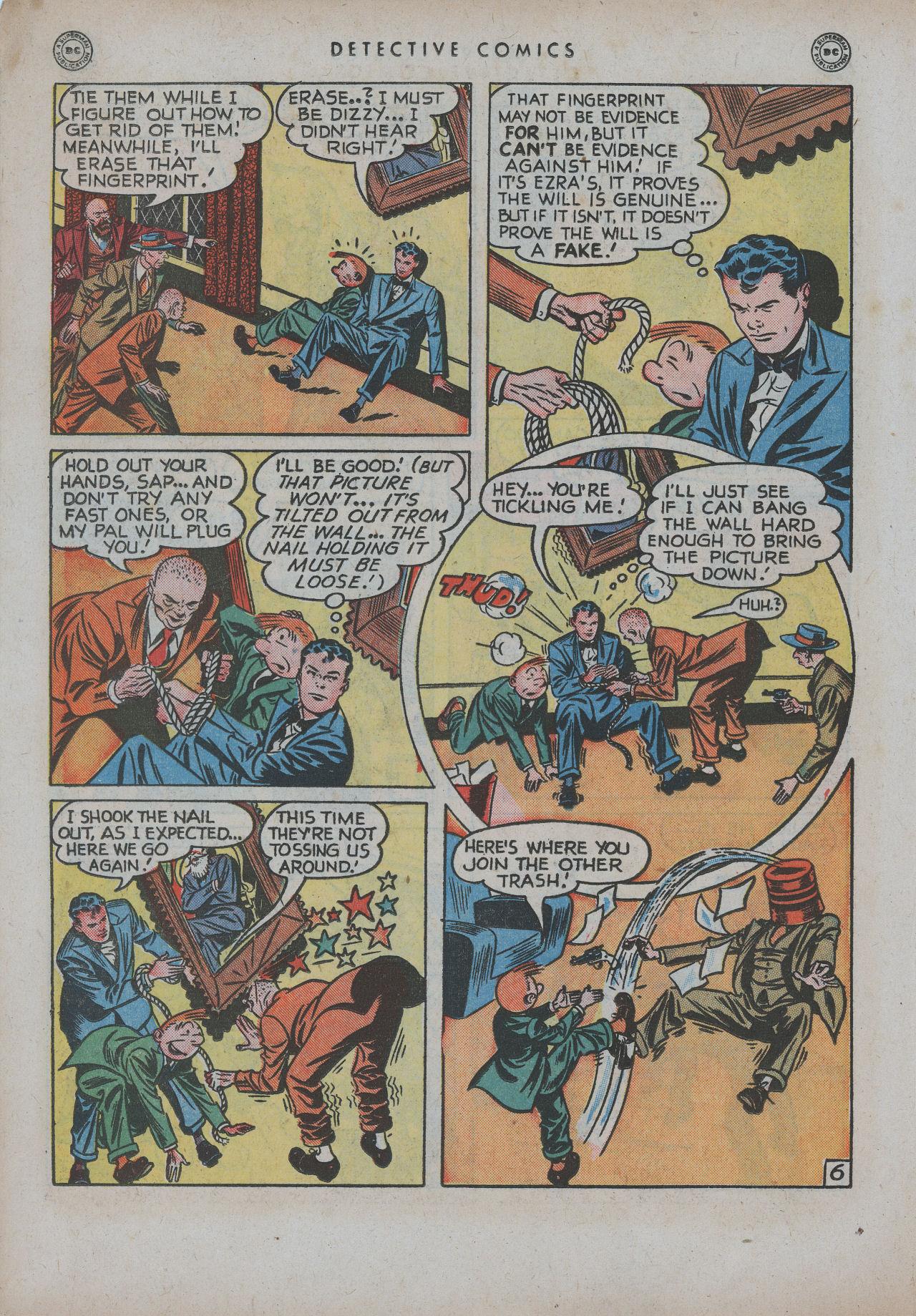 Detective Comics (1937) 151 Page 29